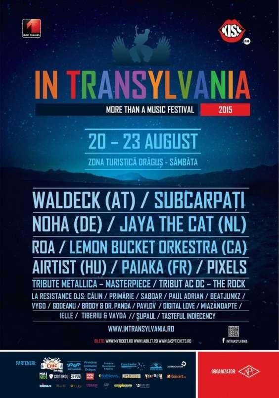 In Transylvania 2015 mic