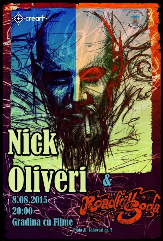 Nick Oliveri afis final