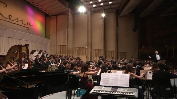 Orchestra Romana de Tineret_Cristian Mandeal_Foto Virgil Oprina
