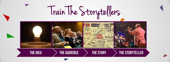 Train The Storytellers