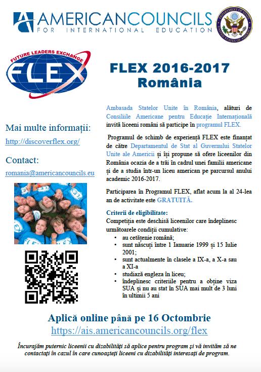 Flyer FLEX RO