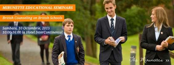 Imagine Eveniment Mirunette Educational Seminars