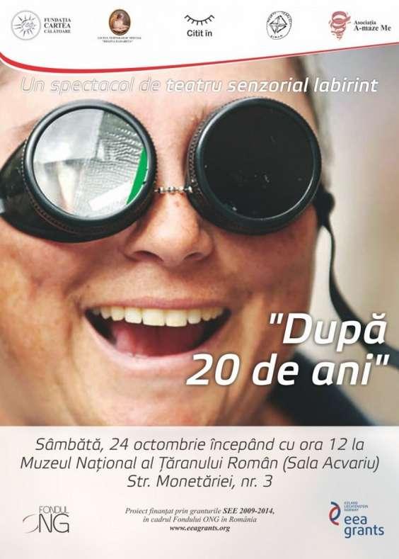 AFIS DUPA 20 DE ANI