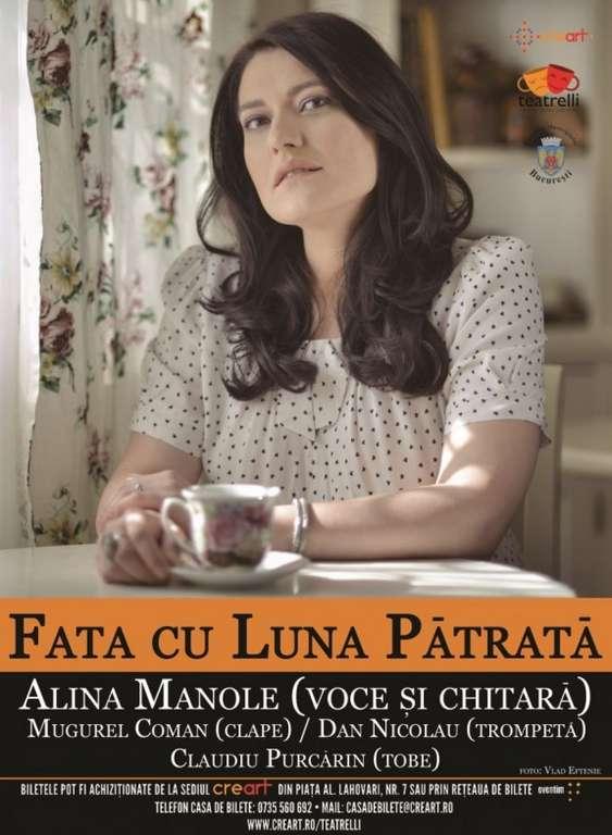 Afis Alina Manole