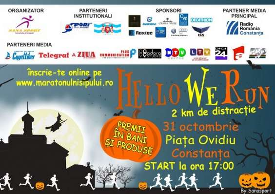 Afis Hello We Run