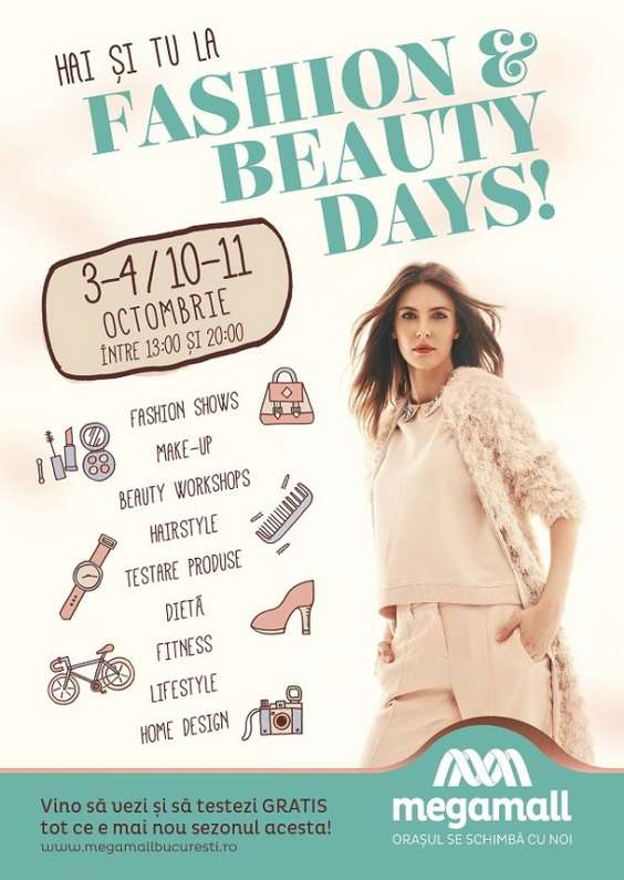Fashion & Beauty Days Mega Mall