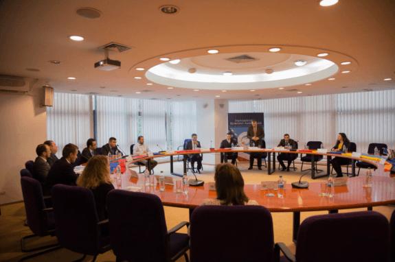 Lansare Black Sea Network Project