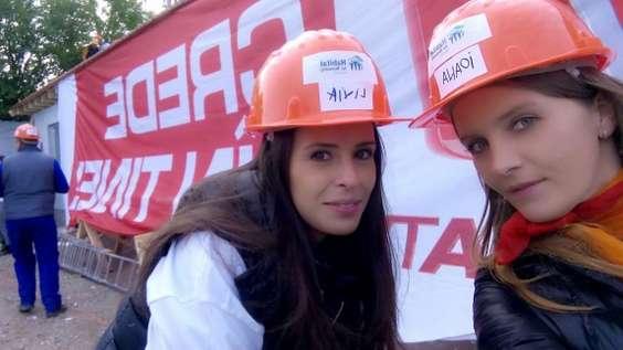 Livia Graur si Ioana Maria Moldovan (Prima TV)