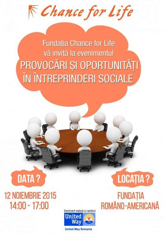 Provocari si Oportunitati in Intreprinderi Sociale