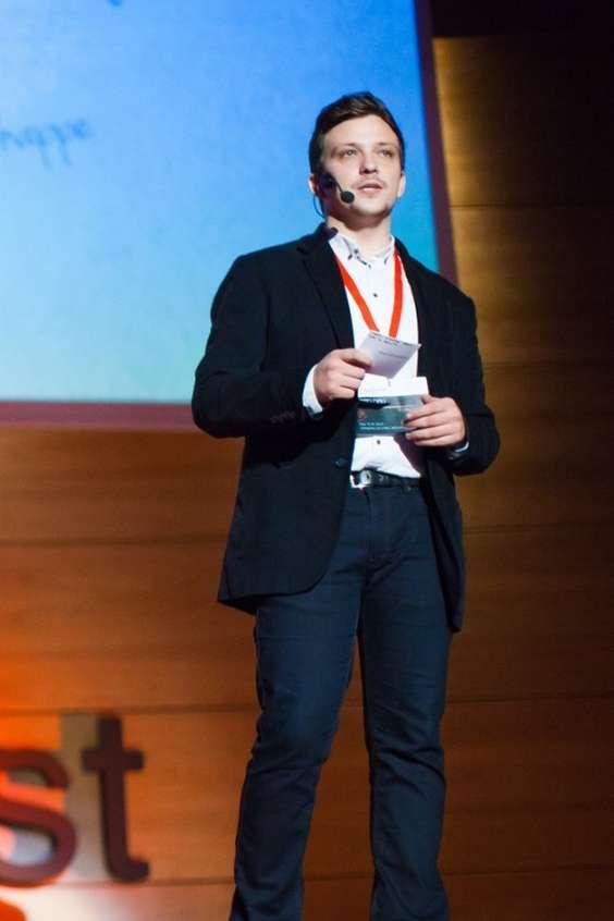 TEDxBucharest- Andrei Dinu