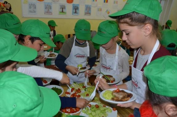 Ziua Internationala a Alimentatiei, Scoala Utvin - octombrie 2015