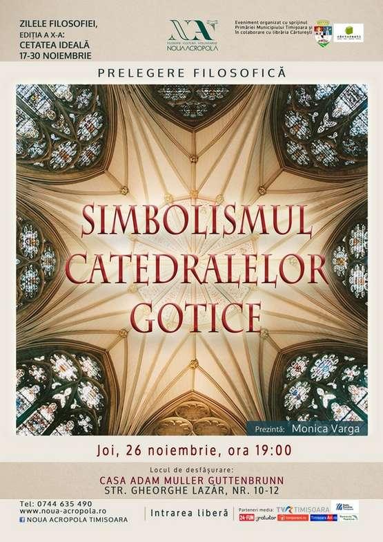 Catedrale gotice Conferinta - MIC