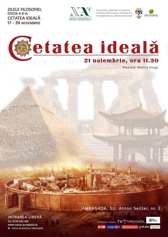Cetatea Ideala Conferinta - MIC