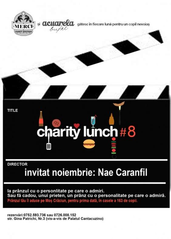 Charity Lunch #8