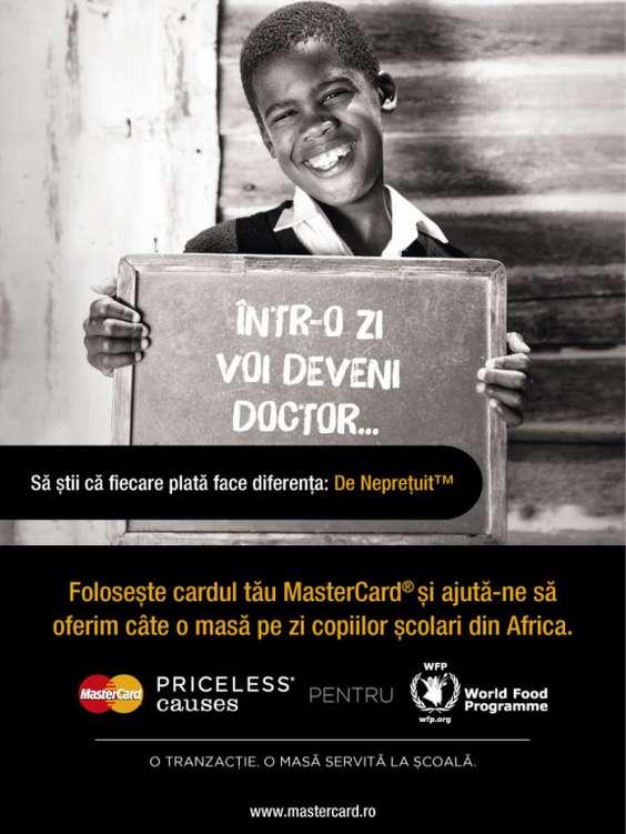 MasterCard - World Food Programme