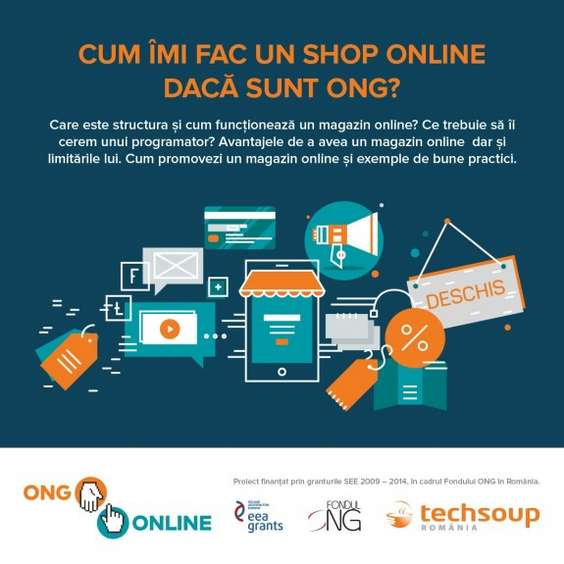 Visual webinar - Shop Online pentru ONG-uri