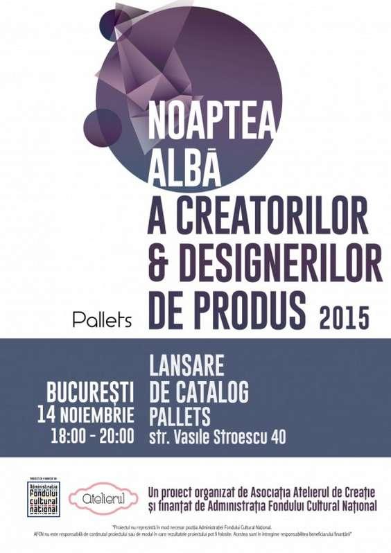 afis NACD 2015 lansare catalog