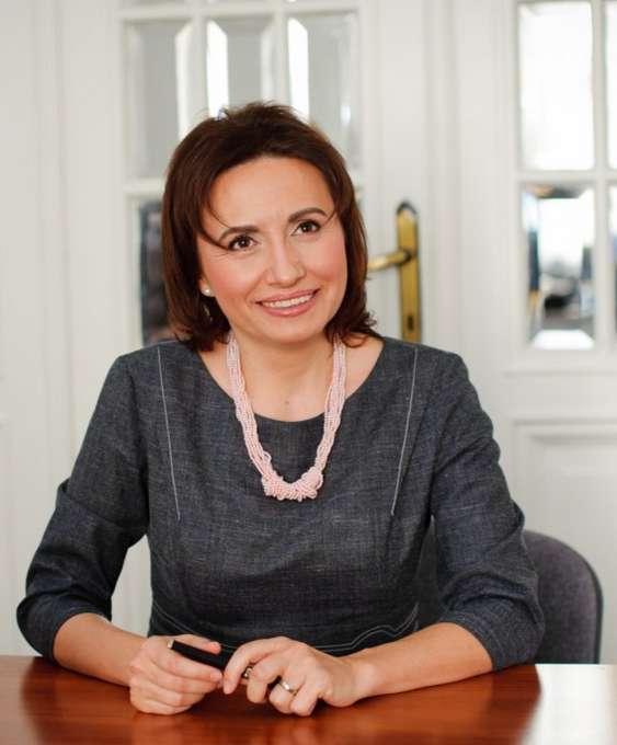 Daniela Visoianu, presedinta Coalitiei pentru Educatie