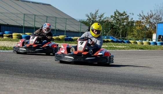 RCS karting toamna 2015
