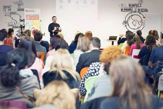 Poza Vasile Hodorogea Institutul de Marketing