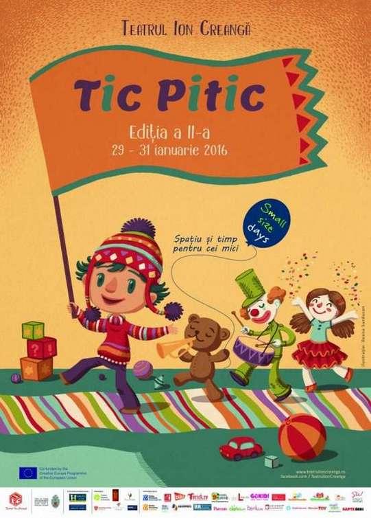 TIC PITIC 2016 _ Teatrul Ion Creanga