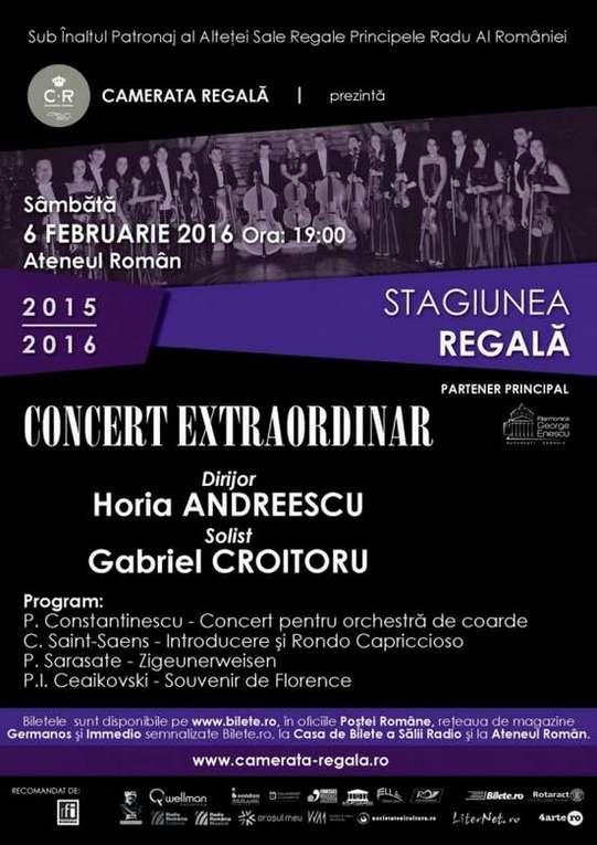 concert camerata regala feb. 2016