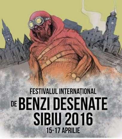 festival de benzi desenate sibiu 2016