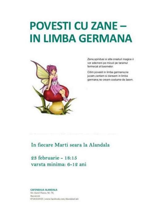 Atelier limba germana