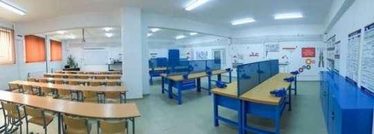 Atelierele Holcim - Colegiul Tehnic Alesd - 4