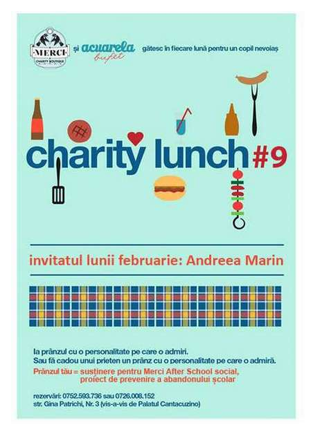 Charity Lunch #9