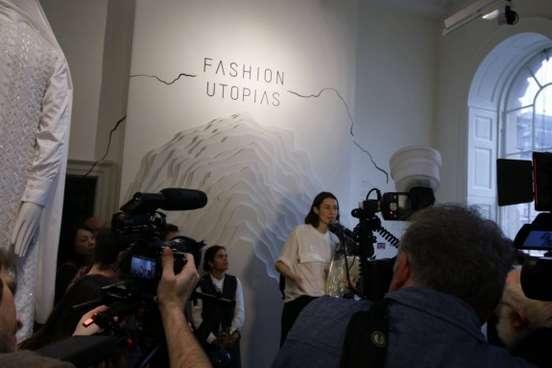 Otilia Mihalcea, Premiul pentru design de accesorii la London Fashion Week