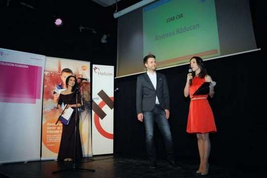 Romanian CSR Awards 2015