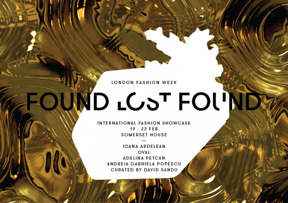 Vizual Found.Lost.Found @London Fashion Week  2016