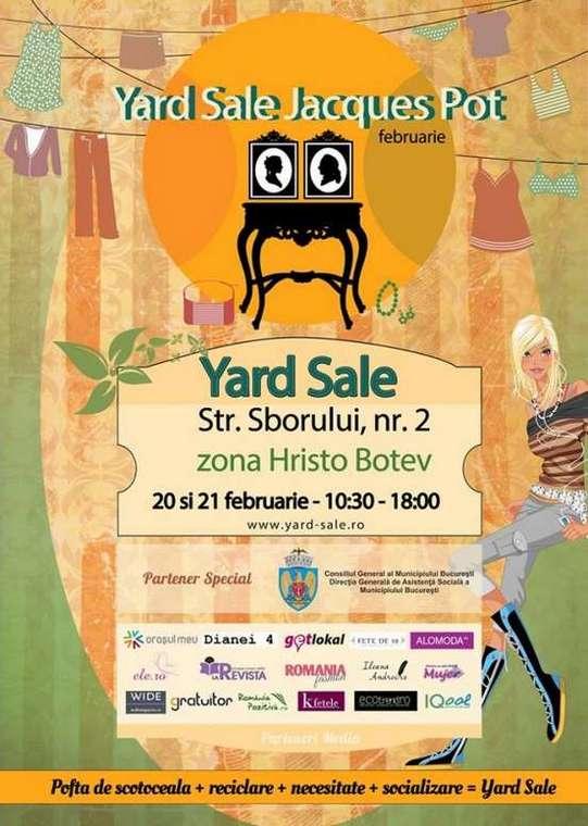 Yard Sale partea a 2a