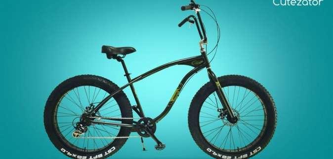 Atelierele Pegas prezintă Noul Pegas Cutezător, primul Fat Bike din gama Pegas