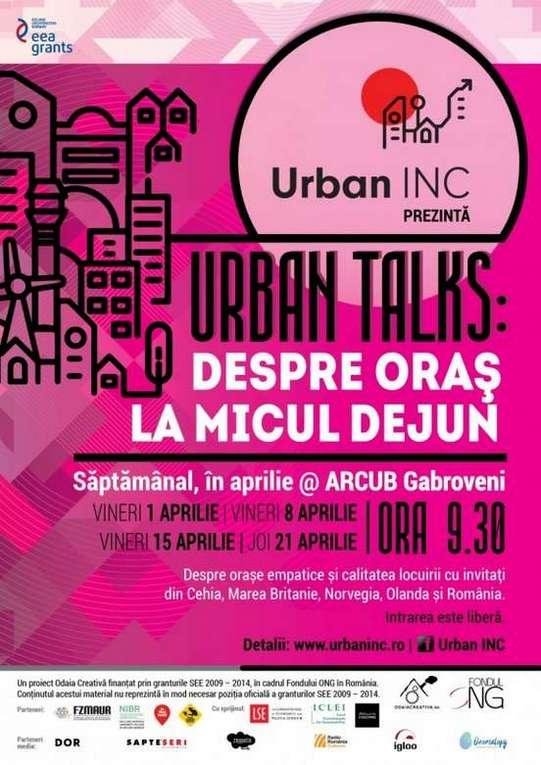 Afis Urban Talks