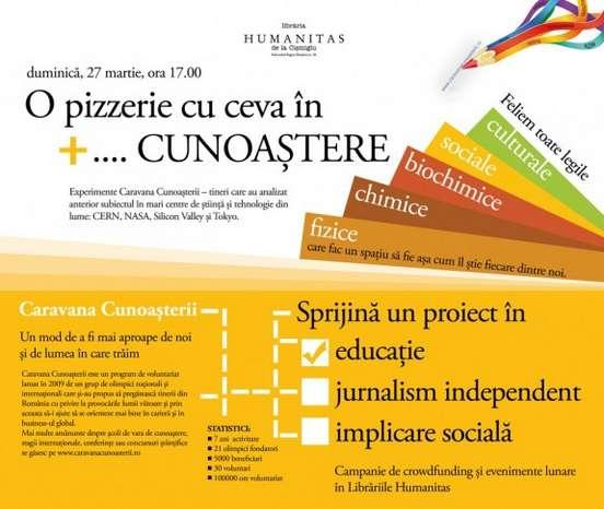 News-Caravana cunoasterii in librarie -Sprijina-un-proiect