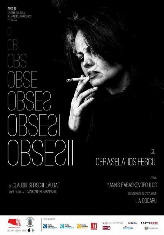 Obsesii - Afis Oficial