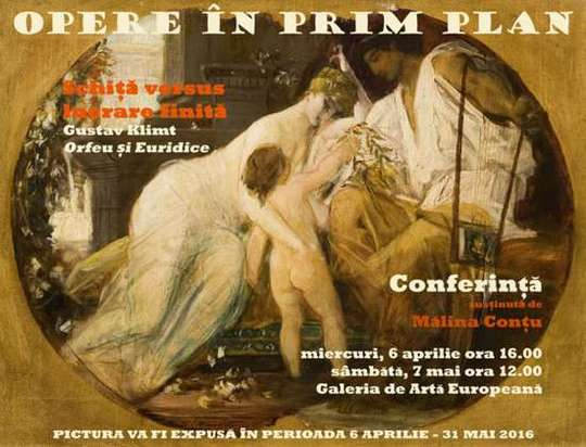 Opere in prim plan - Gustav Klimt
