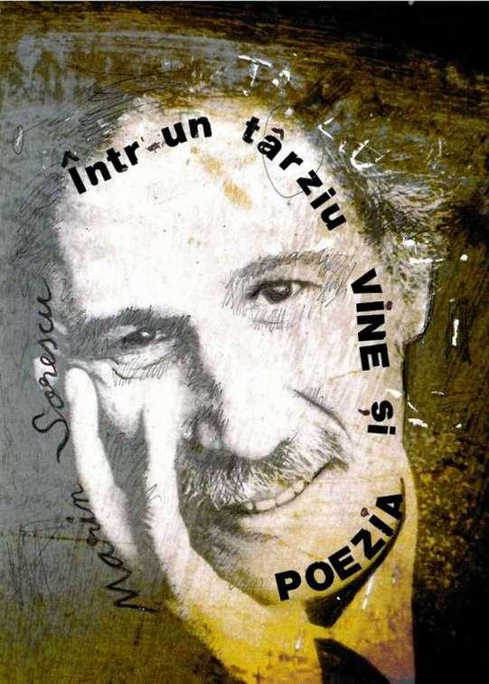 imagine Marin Sorescu_Mihai Zgondoiu