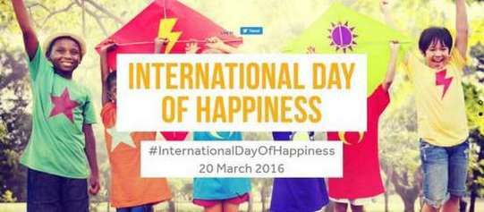 intl happiness day 2016