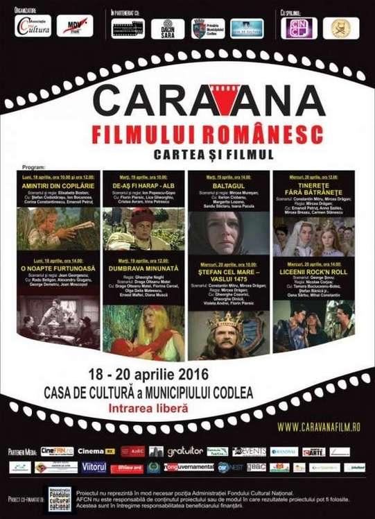 Afis Caravana la Codlea 2016