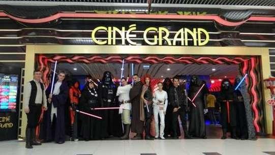 CSWR la Cine Grand Titan