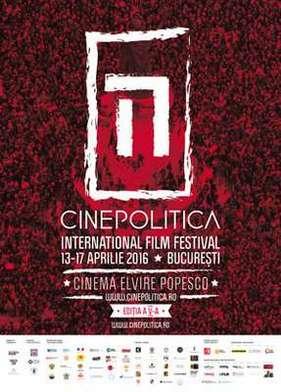 Cinepolitica 2016 - poster