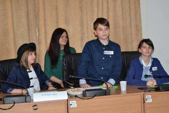 Consilierii Ministerului Copiilor