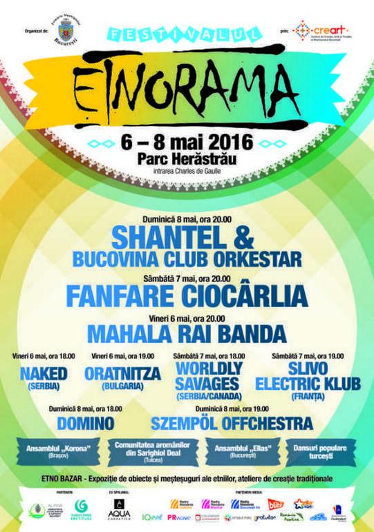 Etnorama 2016 - poster