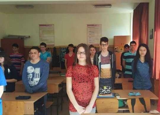 Fundatia Noi Orizonturi - Activitate in clasa1