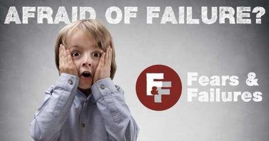Key Visual Conferinta Fears&Failures