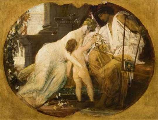 Orfeu si Euridice, G. Klimt