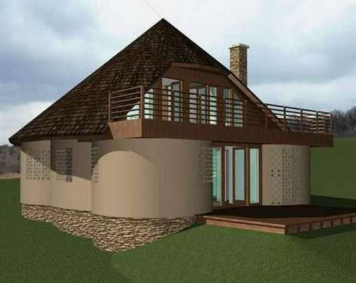 Proiect casa din lut